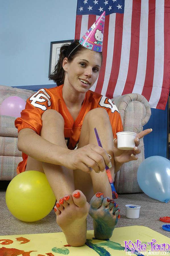 Kylie Rachel Feet
