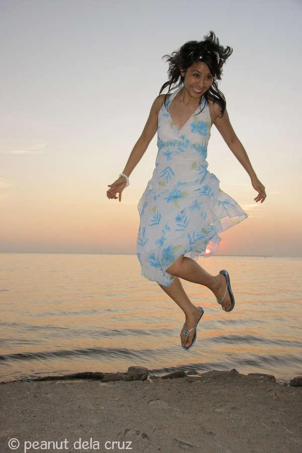 Christine Gambito Feet