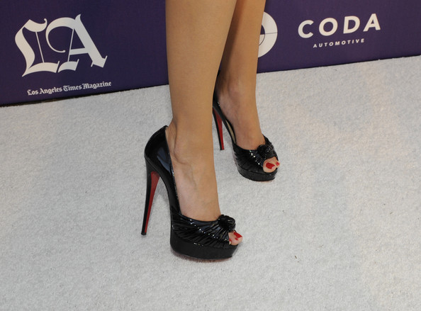 Heather Bilyeu Feet