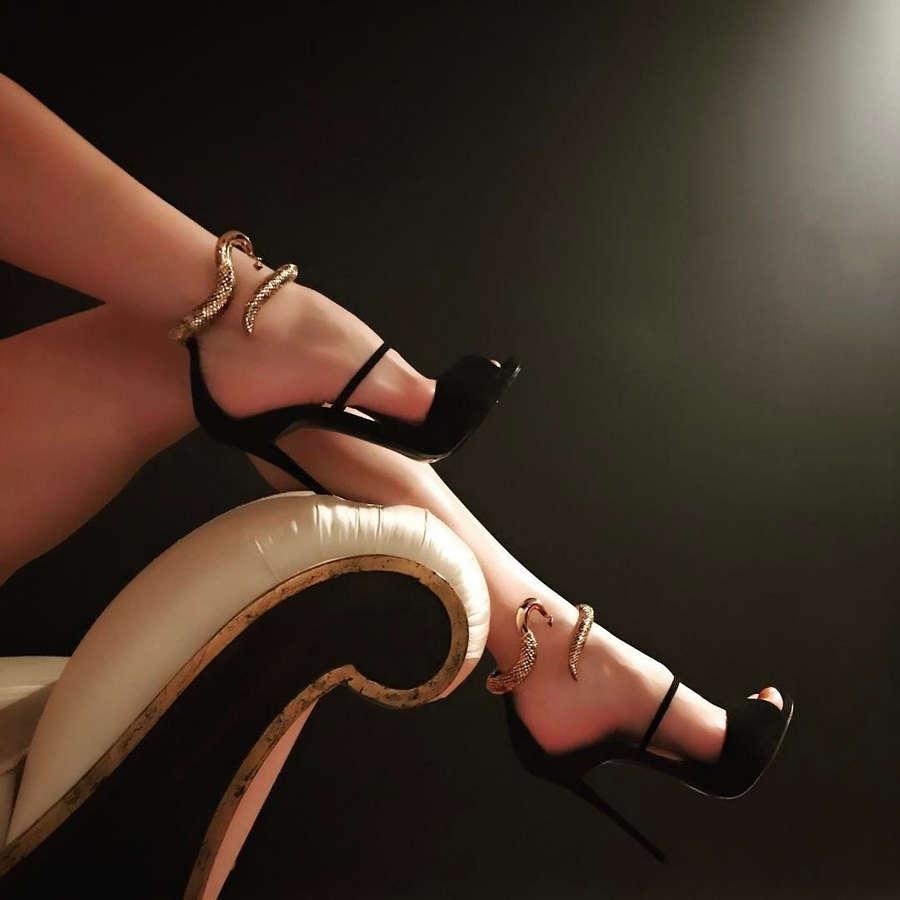 Gia Casey Feet