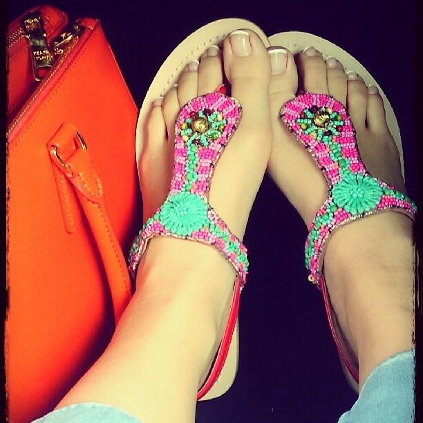 Nela Panghy Lee Feet