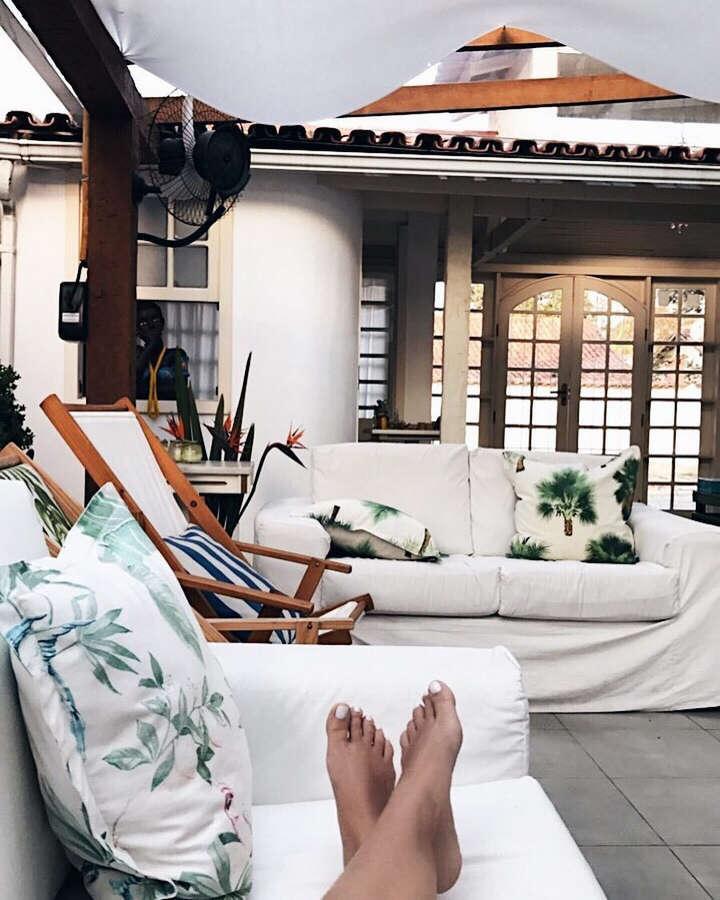 Samia Abreu Feet