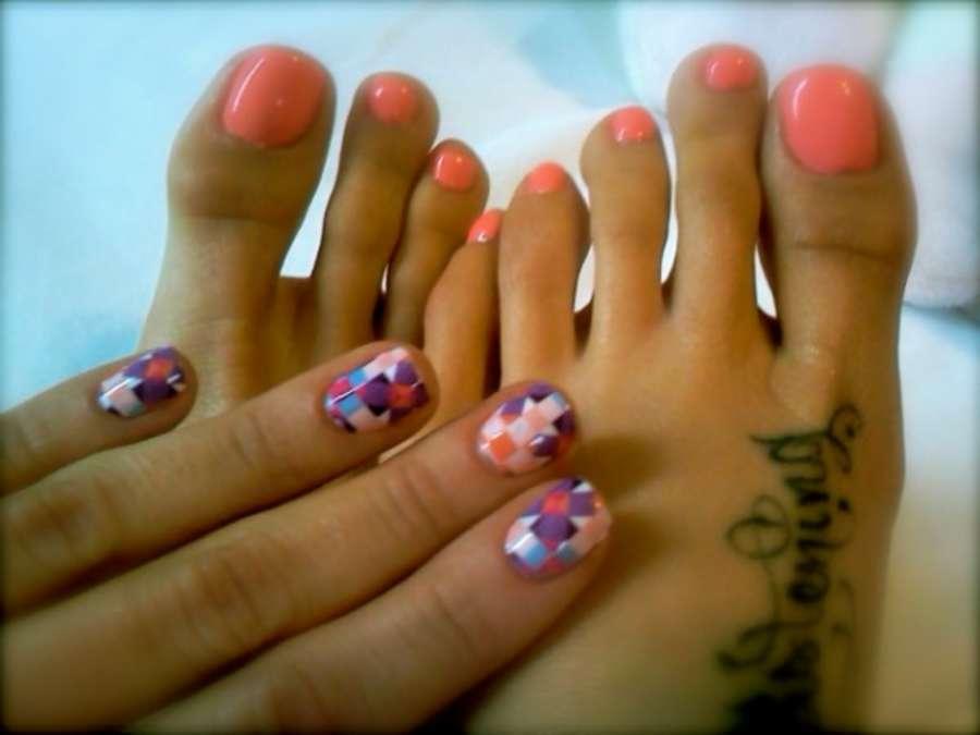 Joanna Pacitti Feet