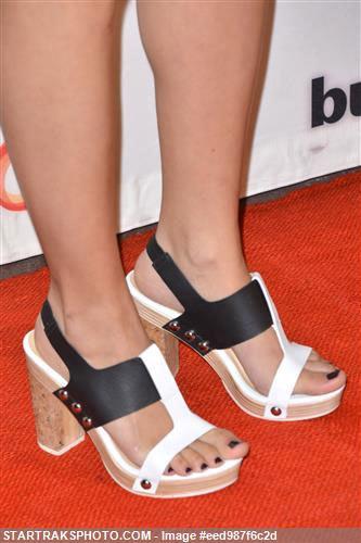Alexandra Chando Feet