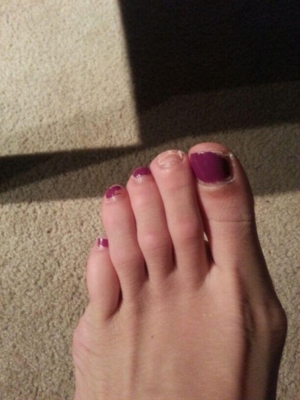 Jenna OHea Feet