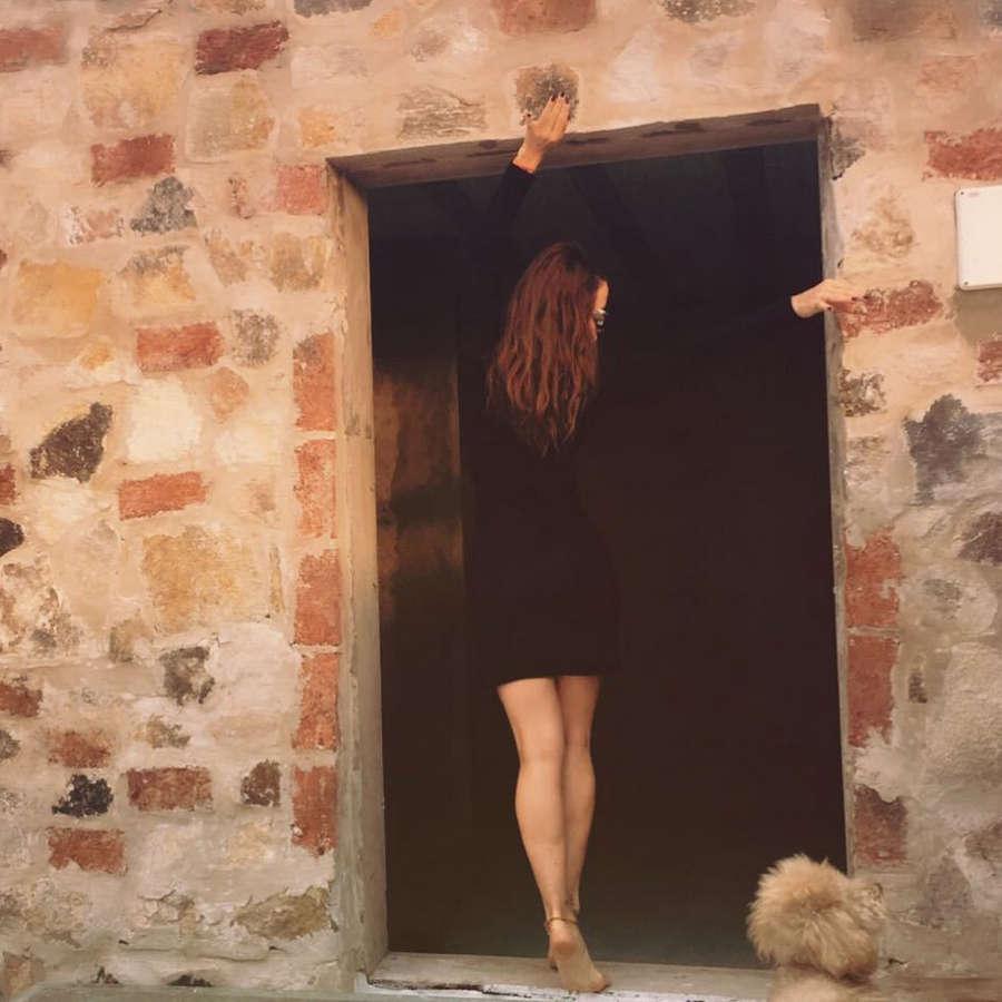 Miriam Lanzoni Feet