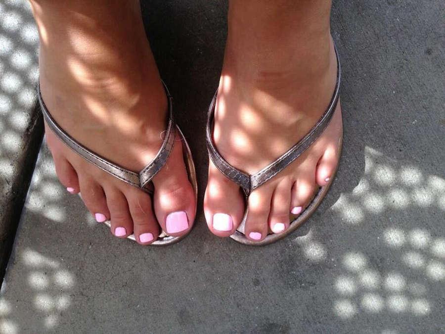 Kennedy Leigh Feet