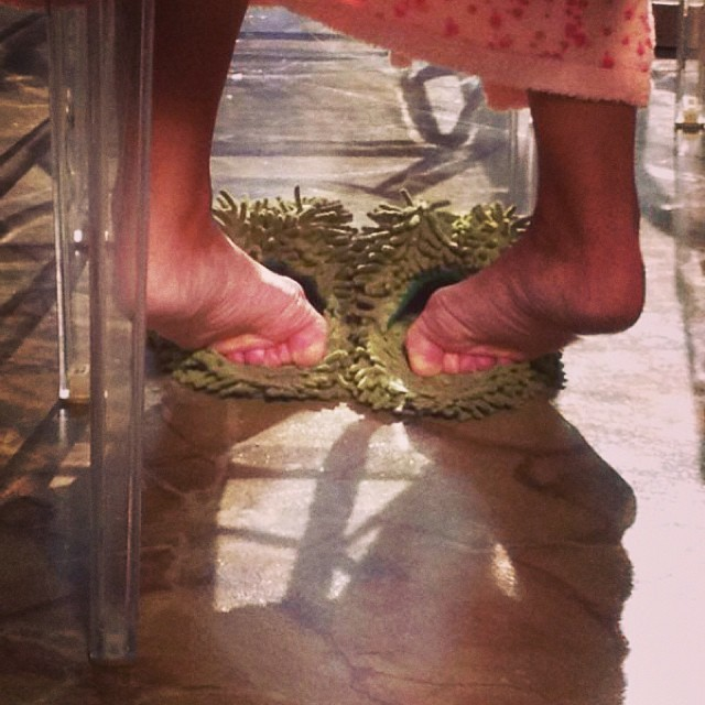 Marianna De Micheli Feet