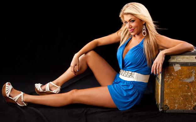 Milena Roucka Feet