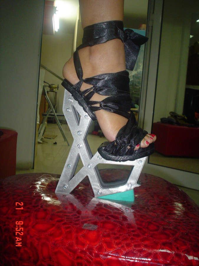 Kamelia Grigorova Feet