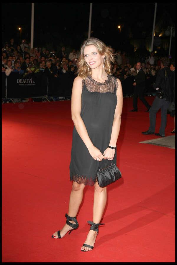 Sylvie Tellier Feet
