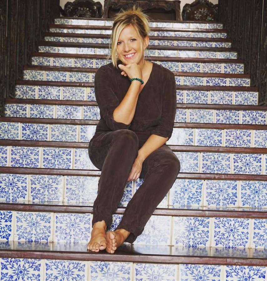 Claudia Koreck Feet