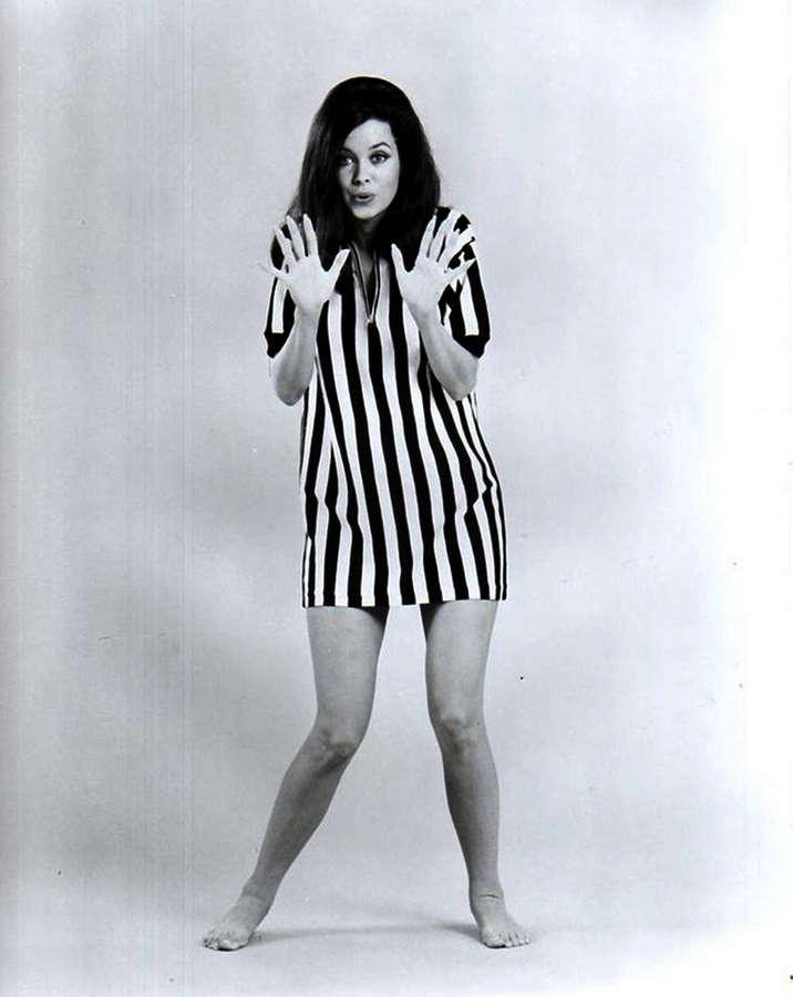 Leslie Caron Feet