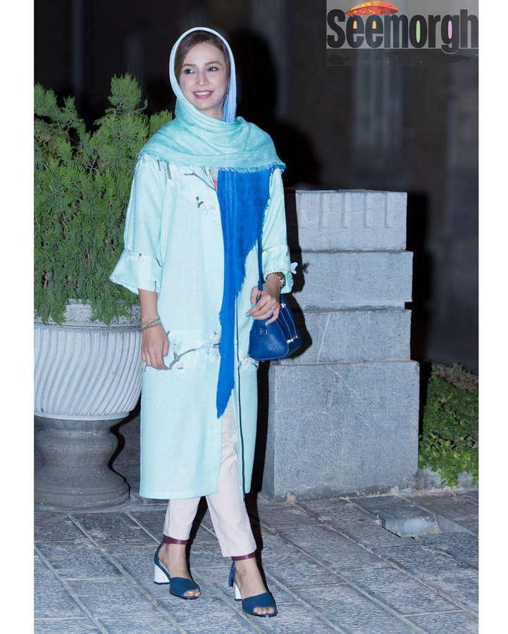 Shabnam Gholikhani Feet