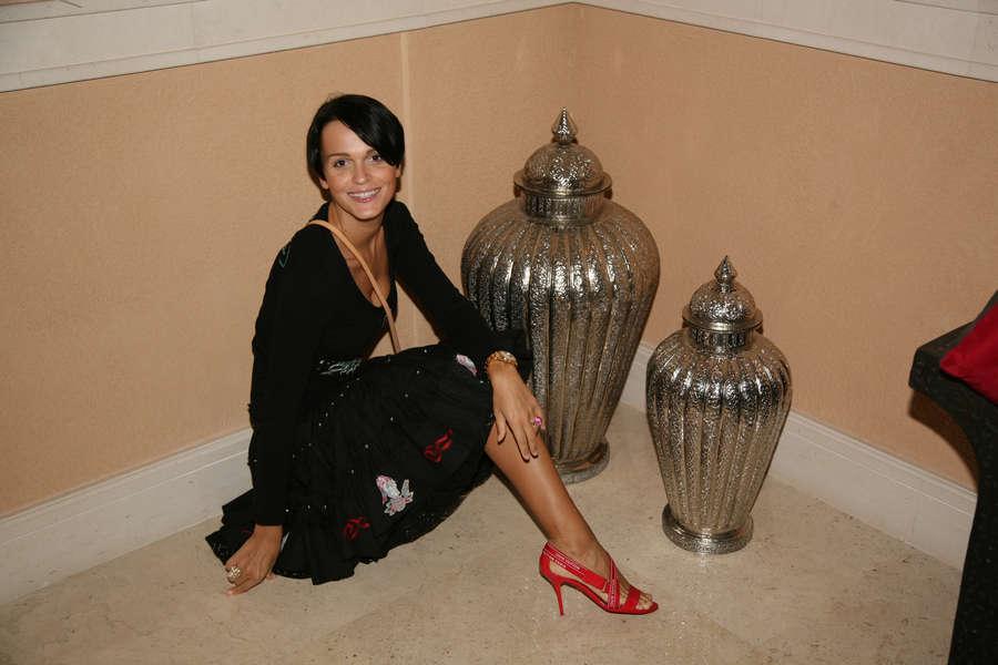 Anastasiya Slanevskaya Feet