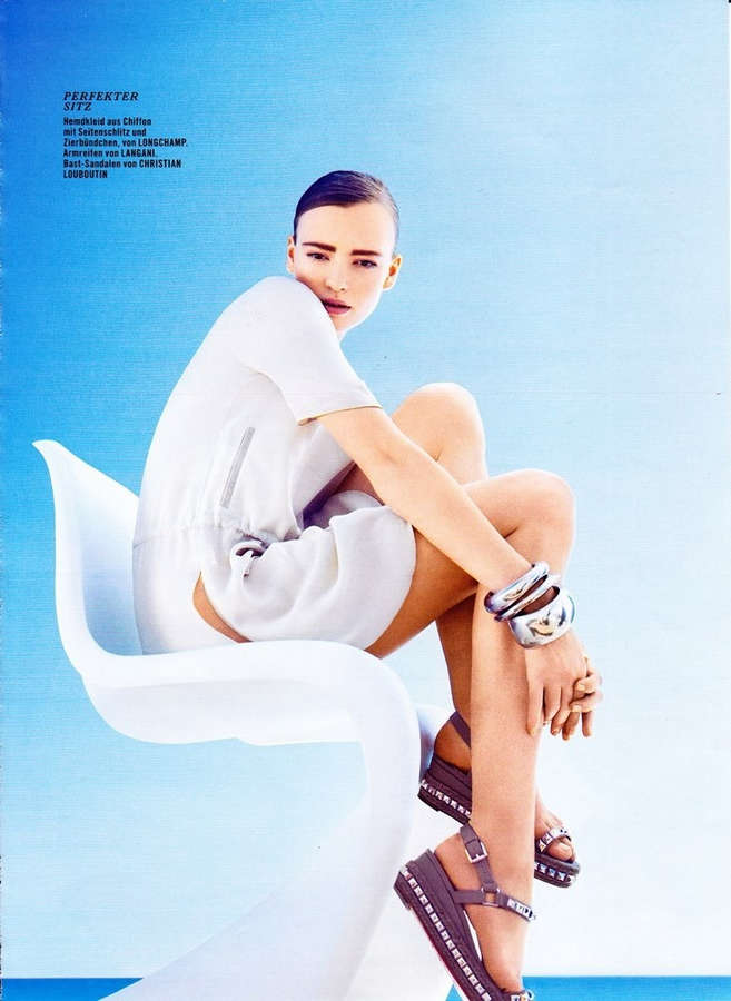 Anastasia Kuznetsova Feet