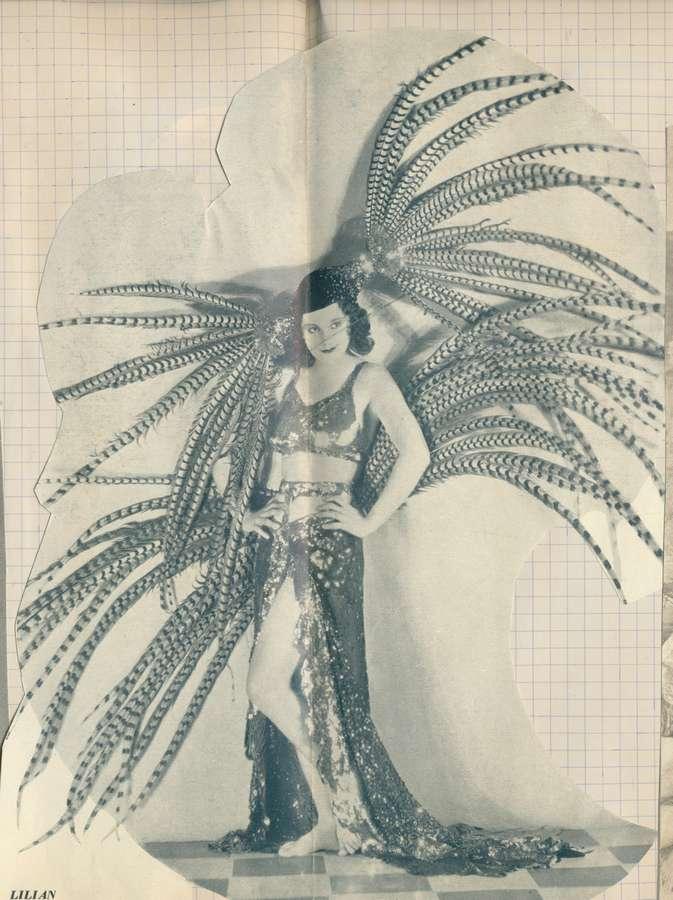 Lillian Roth Feet