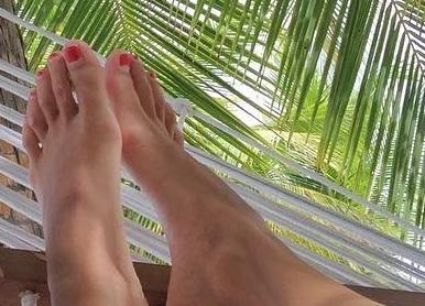 Alexa Dol Feet