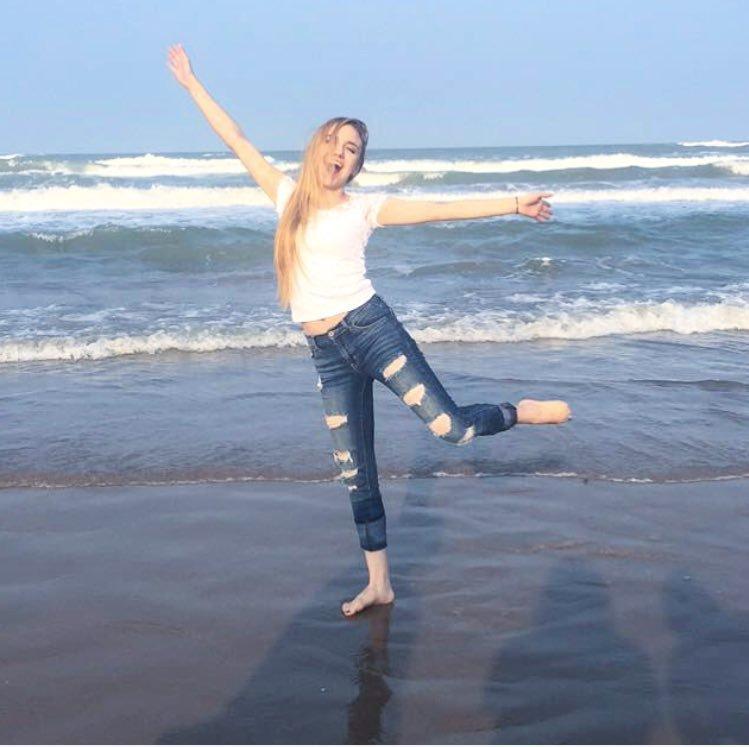 Alexis Chapa Feet