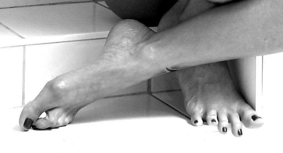 Biggi Bardot Feet