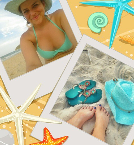 Alicia Pavlis Feet