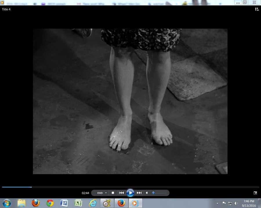 Meri Welles Feet
