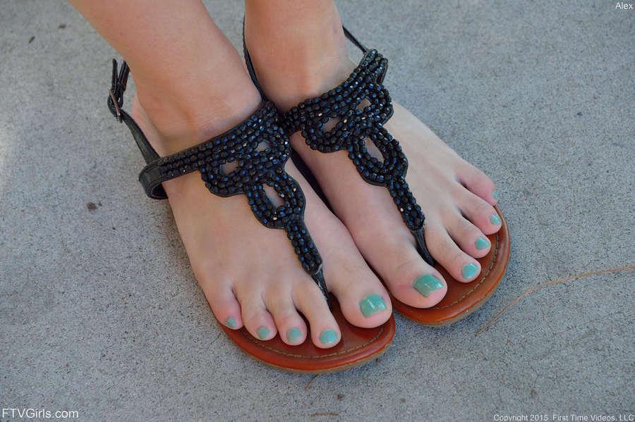 Alex Little Feet