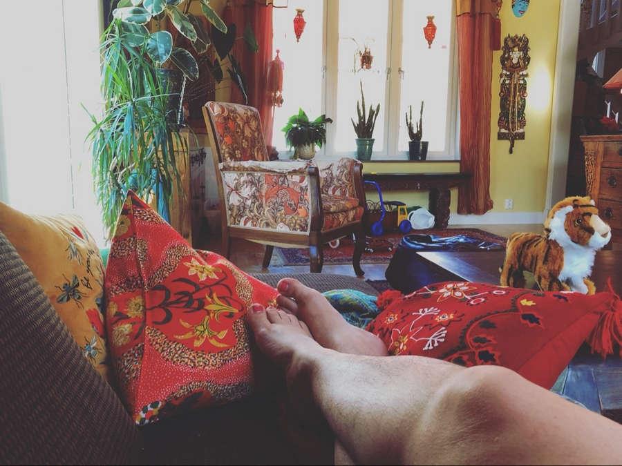 Natashja Blomberg Feet