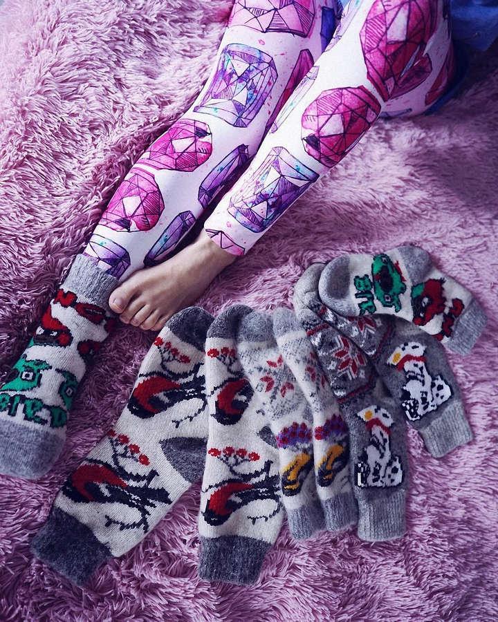 Anna Selezneva Feet