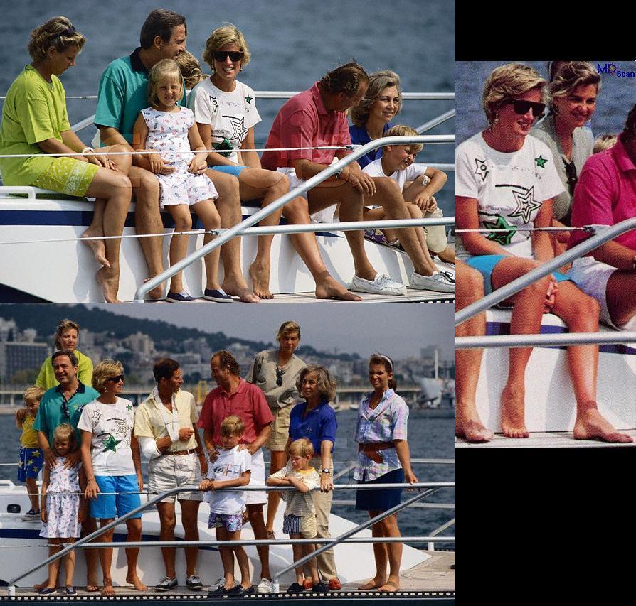 Princess Diana Feet