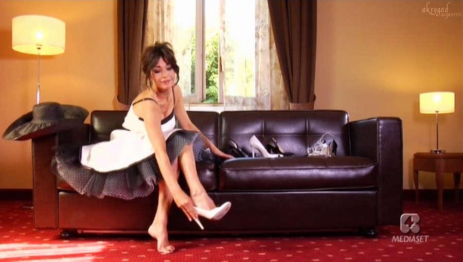 Emanuela Folliero Feet