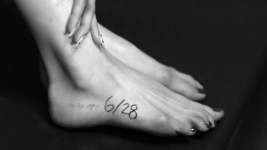 Tiffany Feet