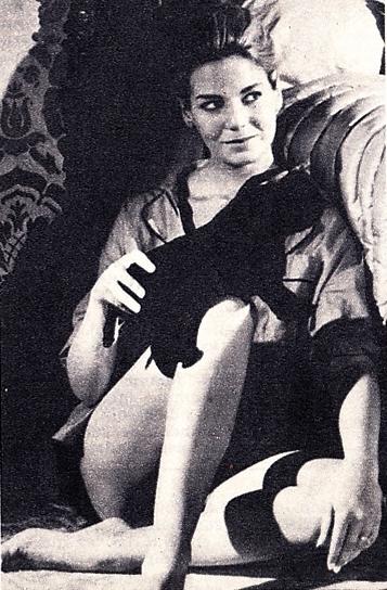 Alexandra Stewart Feet