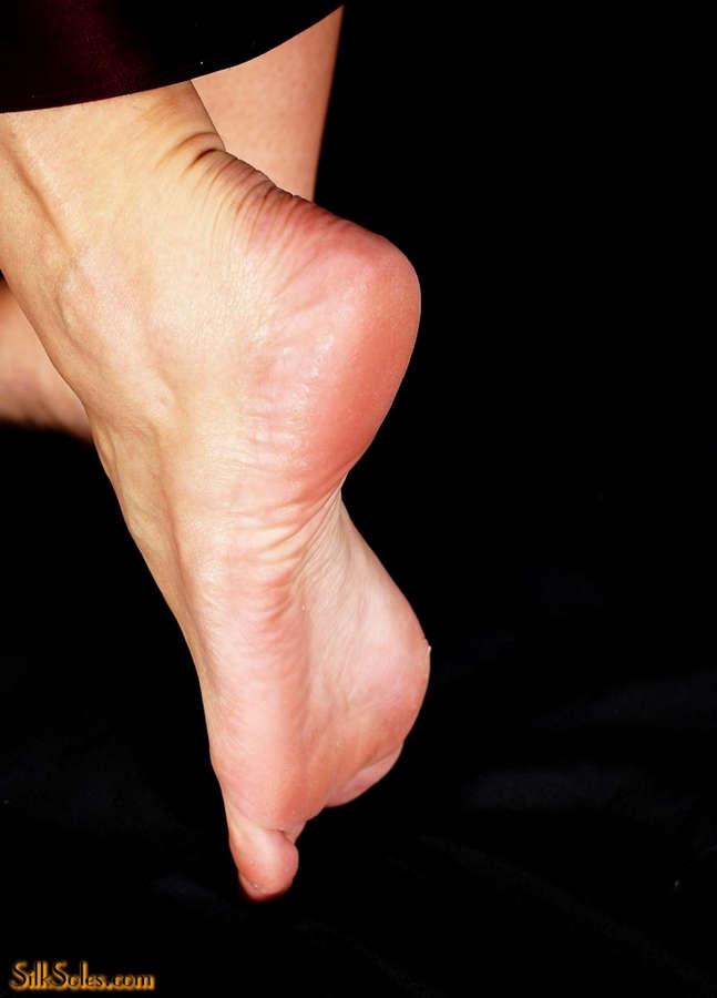Charisma Cole Feet