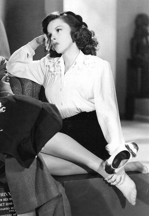 Judy Garland Feet