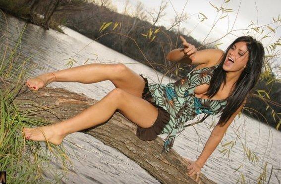 KellyAnne Judd Feet