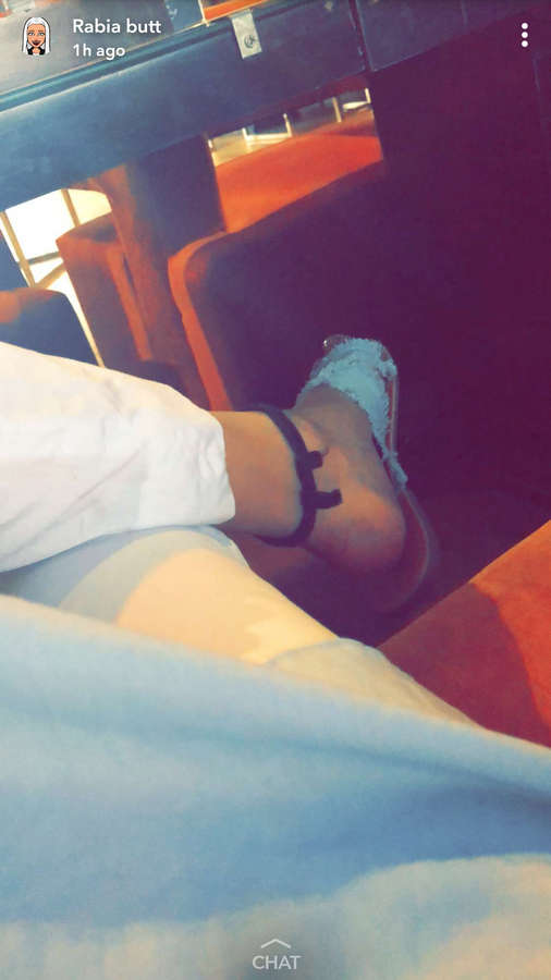 Rabia Butt Feet
