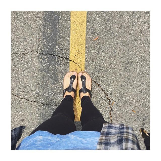 Ashley Nichole Feet