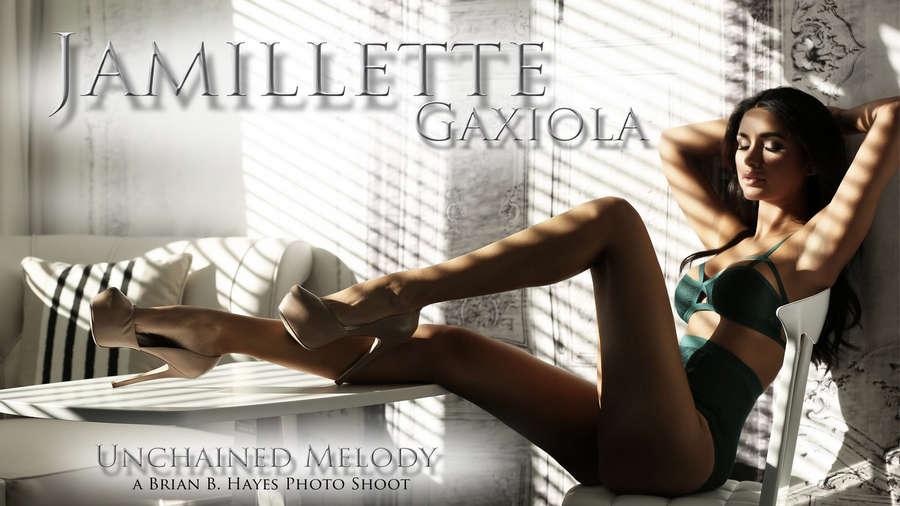 Jamillette Gaxiola Feet