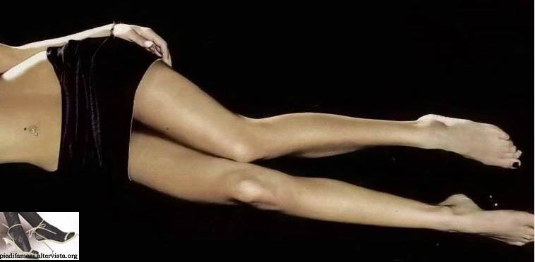 Melita Toniolo Feet
