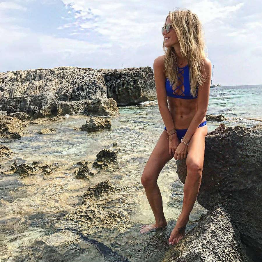 Veronika Koprivova Feet
