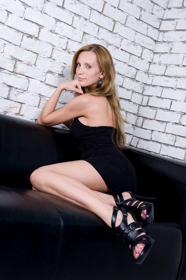 Olga Barz Feet