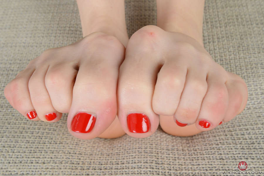 Aiden Ashley Feet