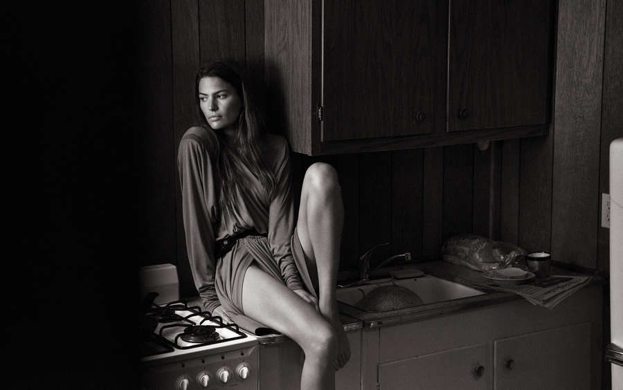 Cameron Russell Feet