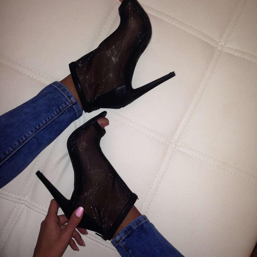 Sandra Rud Gaasedal Feet