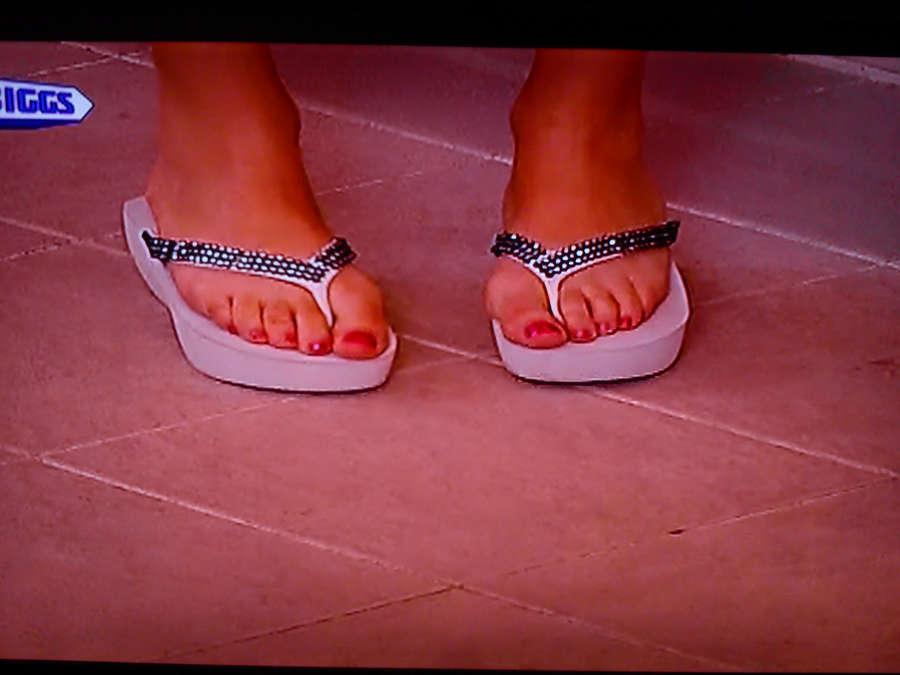 Helena Costa Feet