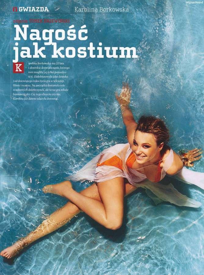 Karolina Borkowska Feet