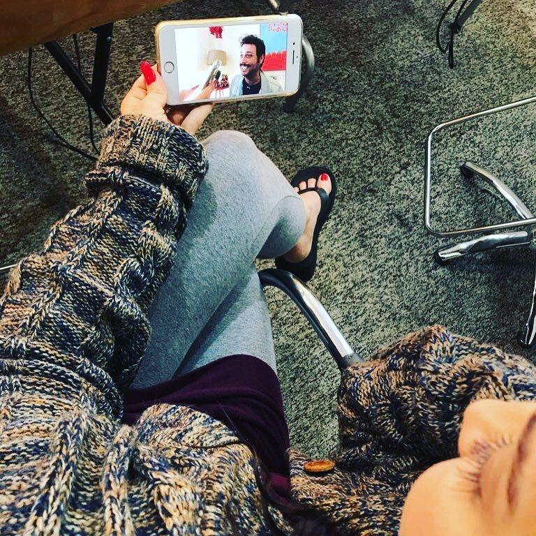 Alessandra Colassanti Feet