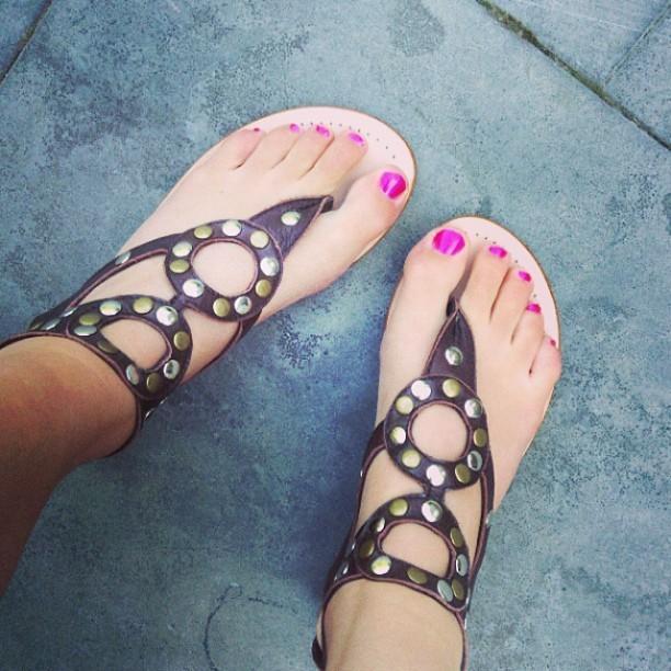 Pip Pellens Feet