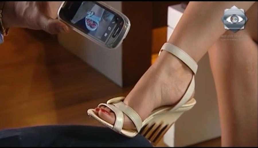 Lilia Feet